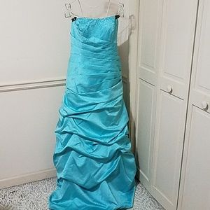 David's Bridal Gown